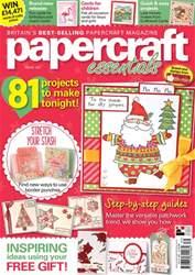 Papercraft Essentials issue 139