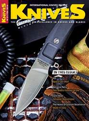 21 Knives International issue 21 Knives International