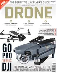 Drone Magazine issue Drone Magazine Issue 13