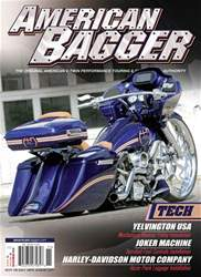 American Bagger issue American Bagger November 2016