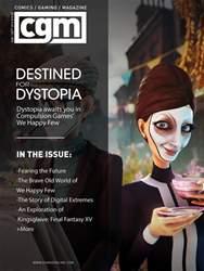 August/September issue August/September
