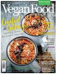 Vegan Food & Living November issue Vegan Food & Living November
