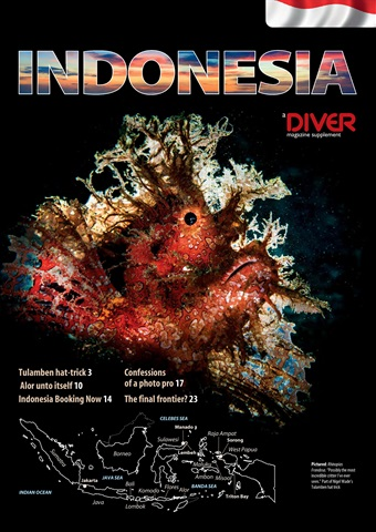 DIVER issue DIVER INDONESIA Supplement