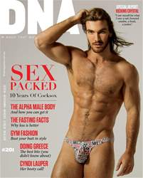 DNA Magazine issue #201- Fitness, Food and Fashion!
