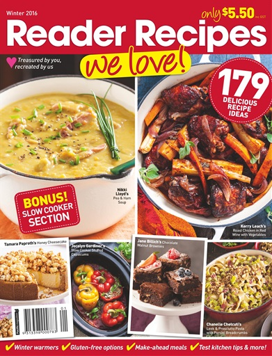 that's life! Reader Recipes Preview