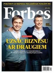 Forbes Latvija #73 issue Forbes Latvija #73