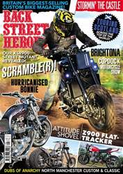 Back Street Heroes issue 393 January 2017