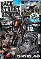 Back Street Heroes issue 394 February 2017