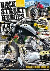 Back Street Heroes issue Back Street Heroes