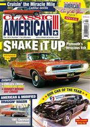 Classic American Magazine issue 310 February 2017