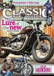 Classic Bike Guide issue April 2017