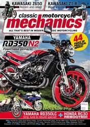 Classic Motorcycle Mechanics issue April 2017