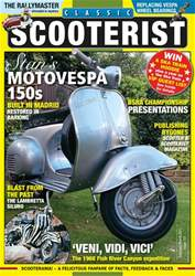 Classic Scooterist issue February / March 2017
