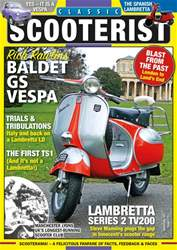 Classic Scooterist issue June / July 2017