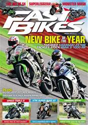 Fast Bikes issue Issue 322 January 2017