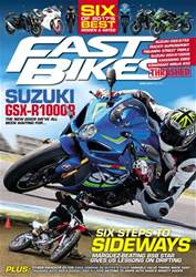 Fast Bikes issue Issue 325 April 2017