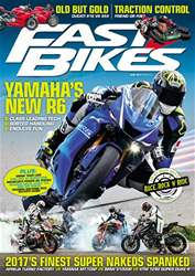 Fast Bikes issue Issue 327