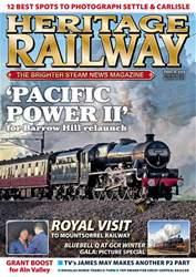 Heritage Railway issue 225