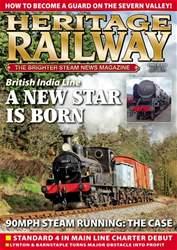 Heritage Railway issue 226