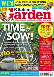 Kitchen Garden Magazine issue Kitchen Garden Magazine