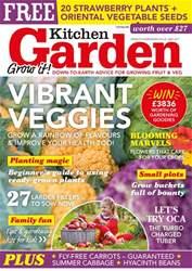 Kitchen Garden Magazine issue May 2017