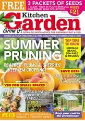 Kitchen Garden Magazine issue July 2017