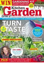 Kitchen Garden Magazine issue June 2017