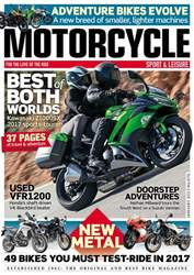 Motorcycle Sport & Leisure issue January 2017