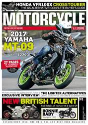 Motorcycle Sport & Leisure issue February 2017