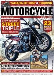 Motorcycle Sport & Leisure issue June 2017