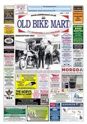 Old Bike Mart issue April 2017