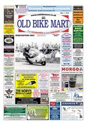 Old Bike Mart issue May 2017