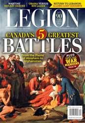 Legion issue November/December