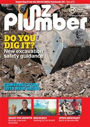 NZ PLUMBER issue NZ Plumber October-November 2016