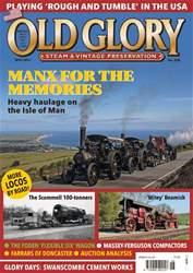 Old Glory Magazine issue June 2017