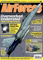 AirForces Monthly issue November 2016