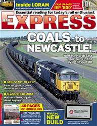 Rail Express issue February 2017
