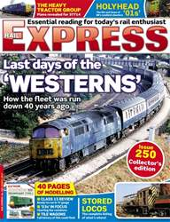 Rail Express issue March 2017