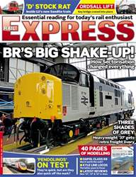 Rail Express issue April 2017