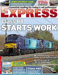 Rail Express issue May 2017