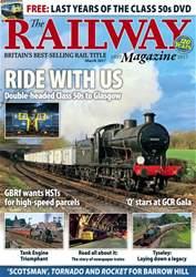 Railway Magazine issue March 2017