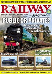 Railway Magazine issue April 2017