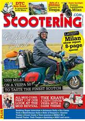 Scootering issue January 2017