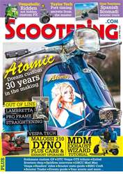 Scootering issue May 2017
