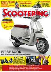 Scootering issue June 2017