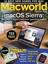 Macworld UK issue November 2016