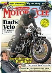 The Classic MotorCycle issue February 2017