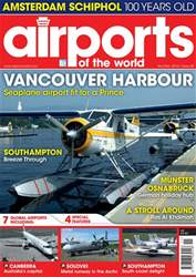 Airports of the World issue Nov/Dec 2016