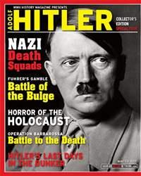 Adolf Hitler issue Adolf Hitler