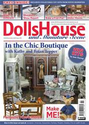 Dolls House and Miniature Scene issue November 2016 (Iss 270)